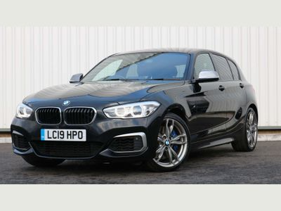 BMW 1 Series Hatchback 3.0 M140i GPF Sports Hatch Auto (s/s) 5dr