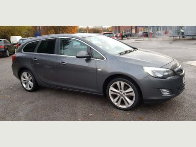 Vauxhall Astra Estate 1.4 i 16v Turbo SRi 5dr