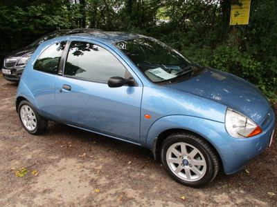 FORD KA Hatchback {Edition unlisted}