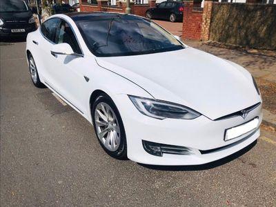 Tesla Model S Saloon 75 Auto 5dr
