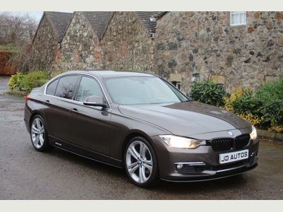 BMW 3 Series Saloon 3.0 330d Luxury Sport Auto (s/s) 4dr