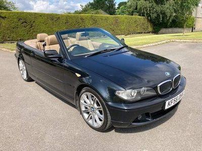 BMW 3 Series Convertible 2.0 320Cd SE 2dr