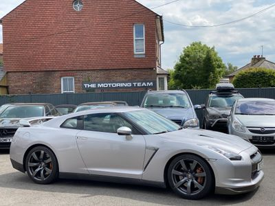 Nissan GT-R Coupe 3.8 V6 TWIN TURBO PREMIUM AUTOMATIC
