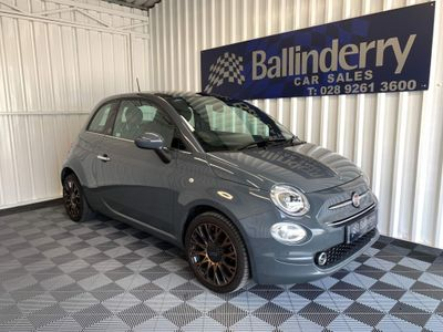 Fiat 500 Hatchback 1.2 8V 120th (s/s) 3dr