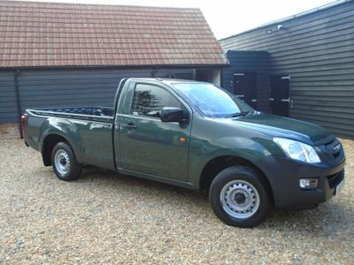 Isuzu D-Max Pickup 2.5 TD Single Cab Pickup 4x2 2dr