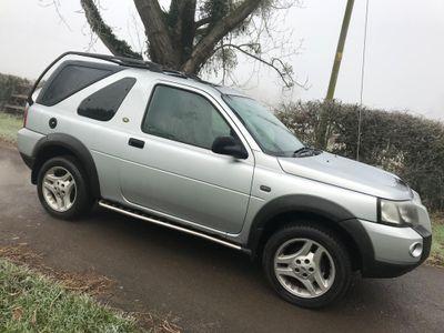 Land Rover Freelander SUV