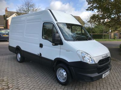 IVECO DAILY Panel Van Daily 35S11 MWB