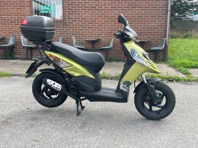 Piaggio Typhoon 50 Moped 50