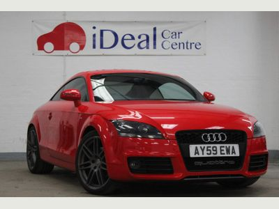 Audi TT Coupe 2.0 TFSI S line Special Edition S Tronic quattro 3dr