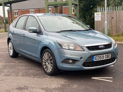 Ford Focus Hatchback 1.6 TDCi DPF Titanium 5dr