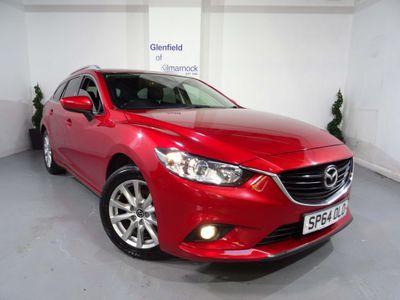 Mazda Mazda6 Estate 2.2 TD SKYACTIV-D SE-L Tourer 5dr