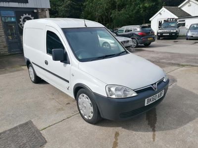 Vauxhall Combo Panel Van 1.3 CDTi 1700 16v Panel Van 3dr