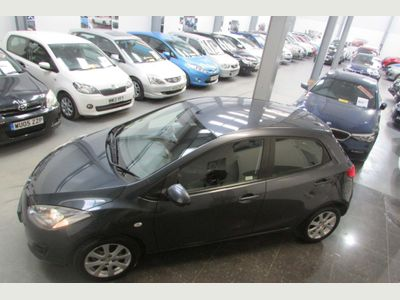 Mazda Mazda2 Hatchback 1.5 TS2 Activematic 5dr