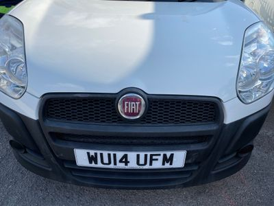 Fiat Doblo Panel Van 1.6 JTD MultiJet 16v L1 Panel Van SWB 4dr