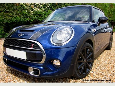 MINI Hatch Hatchback 2.0 Cooper S (s/s) 3dr