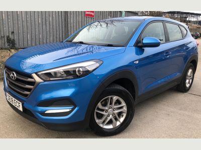 Hyundai Tucson SUV 1.6 GDi Blue Drive S (s/s) 5dr