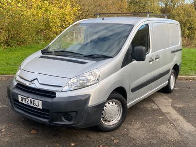 Citroen Dispatch Box Van 1.6 HDi 1000 L1H1 Enterprise Panel Van 5dr