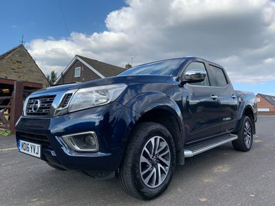 Nissan Navara Pickup 2.3 dCi N-Connecta Double Cab Pickup 4WD 4dr