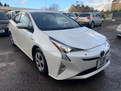 Toyota Prius Hatchback 1.8 VVT-H BUSINESS EDITION CVT