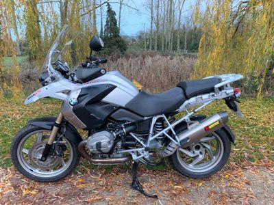 BMW R1200GS Adventure 1200 GS ABS