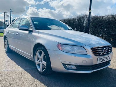 Volvo S80 Saloon 2.4 D5 Executive Geartronic 4dr
