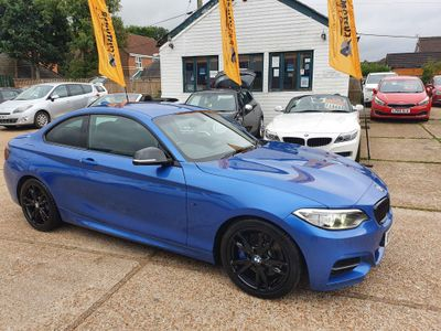 BMW 2 Series Coupe 3.0 M235i (s/s) 2dr