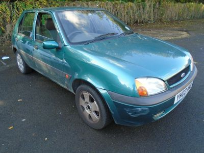FORD FIESTA Hatchback 1.25 Freestyle 3dr