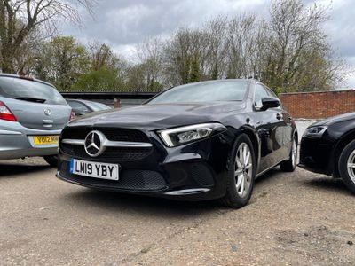 Mercedes-Benz A Class Hatchback 1.5 A180d Sport 7G-DCT (s/s) 5dr
