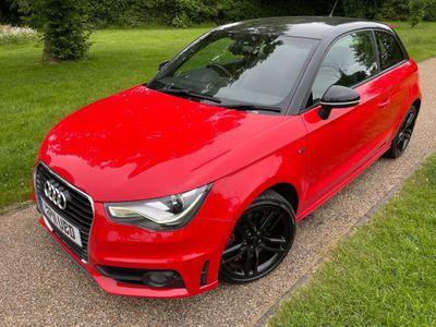 Audi A1 Hatchback 1.6 TDI S line 3dr
