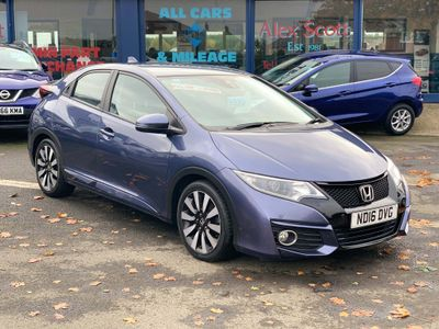 HONDA CIVIC Hatchback 1.4 i-VTEC SE Plus (Navi) (s/s) 5dr
