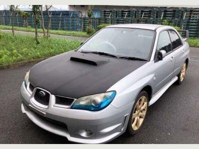 Subaru Impreza Saloon WRX IC TB Automatic 2.0 turbo