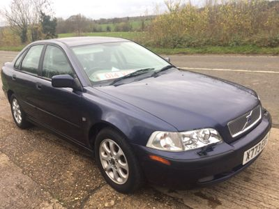 Volvo S40 Saloon 1.9 4dr