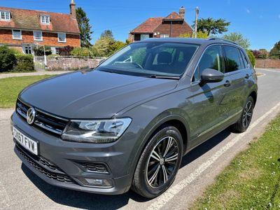 Volkswagen Tiguan SUV 1.4 TSI SE (s/s) 5dr