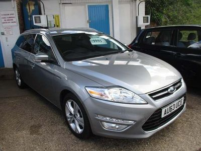 FORD MONDEO Estate 2.0 TDCi Titanium X Business Powershift 5dr