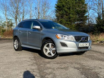 Volvo XC60 SUV 2.4 D3 R-Design Geartronic AWD 5dr