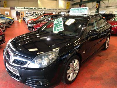 Vauxhall Vectra Hatchback 1.9 CDTi 16v SRi 5dr
