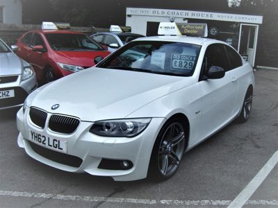 BMW 3 Series Coupe 2.0 318i Sport Plus Edition 2dr