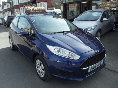 Ford Fiesta Hatchback 1.5 TDCi ECOnetic Style (s/s) 3dr