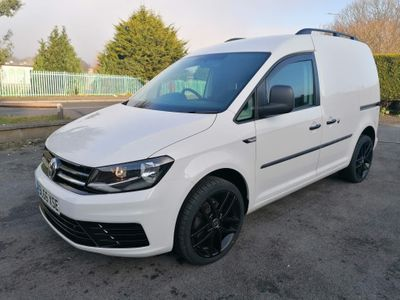 Volkswagen Caddy Panel Van S LINE 2.0 TDI EDITION