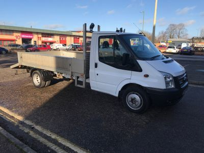 Ford Transit Dropside 2.2 Beaver Tail . 125 ps , winch