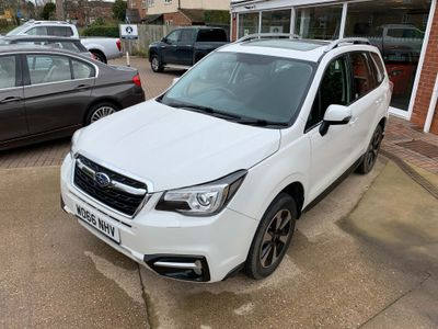 Subaru Forester SUV 2.0i XE 4WD (s/s) 5dr
