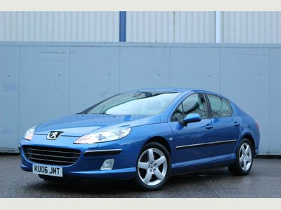 Peugeot 407 Saloon 3.0 V6 Executive 4dr