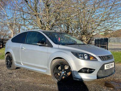 Ford Focus Hatchback 2.0 TDCi Zetec S 3dr