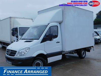 Mercedes-Benz Sprinter Luton 2.1CDI MWB LUTON AIR CON & TAIL LIFT
