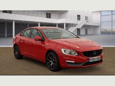 Volvo S60 Saloon 1.6 D2 Business Edition (s/s) 4dr