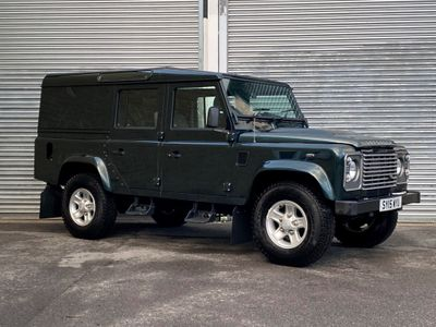 Land Rover Defender 110 SUV 2.2 D Utility Station Wagon 5dr