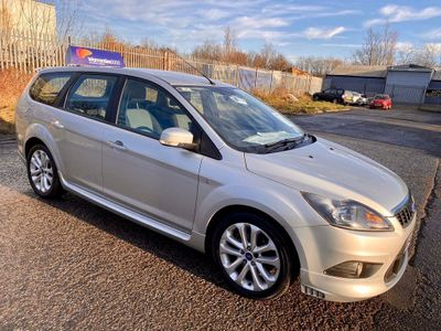 Ford Focus Estate 1.6 TDCi DPF Zetec S 5dr