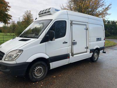 Mercedes-Benz Sprinter Temperature Controlled 316 Mwb Freezer Van / Standby