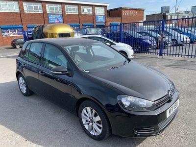 Volkswagen Golf Hatchback 2.0 TDI BlueMotion Tech Match 5dr