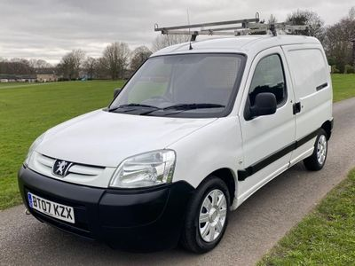 Peugeot Partner Panel Van 1.6 HDi 600L 4dr